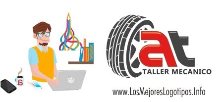 Modelo de Logo para Taller Mecánico