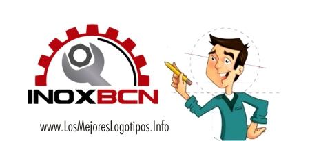 Logo con diseño para ingenieros mecanicos