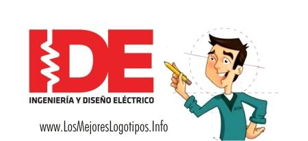 Logo con diseños para ingenieros eléctricos
