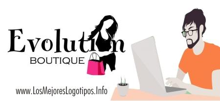Logo para Boutique de Damas