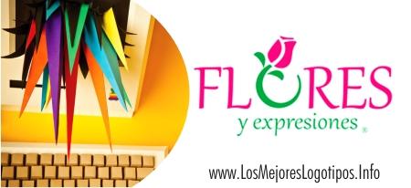 Logo para florería