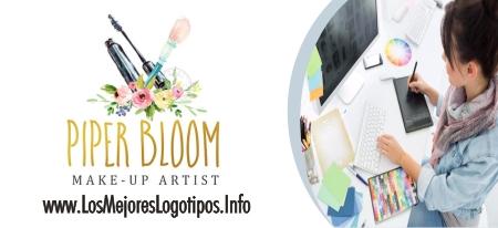Diseño de logo para maquilladora