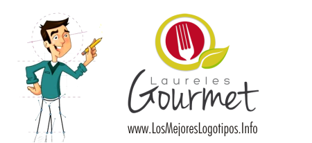 Logo para restaurante gourmet