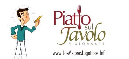 Logo para restaurante Italiano