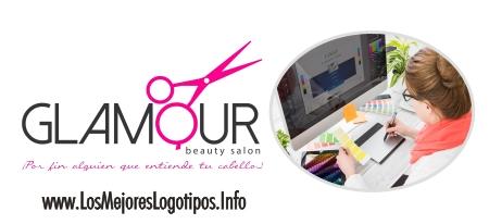 Logo para salones de belleza