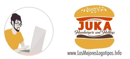 Logos con diseños para restaurantes de comida rápida