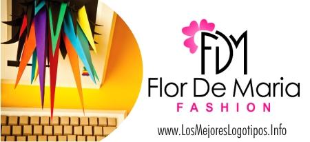 Logos para empresas de flores