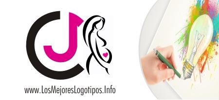Logotipo con diseño para ginecólogo