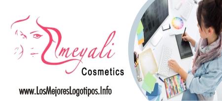 Logotipo cosmético