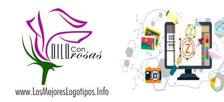Logotipos de flores para empresas