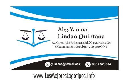 Tarjetas para estudio jurídico