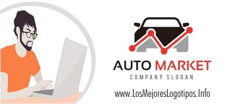 Logotipo de marca de coche