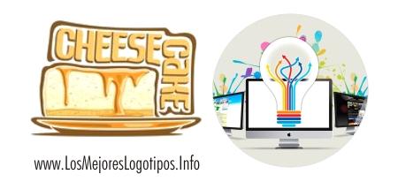 Logotipo de queso parmesano