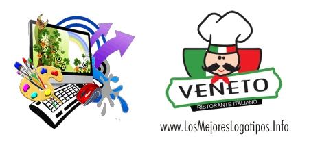 Logo gratis de comida italiana
