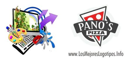 Logos de pizzerías italianas