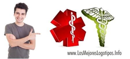 Logotipo medico en 3d