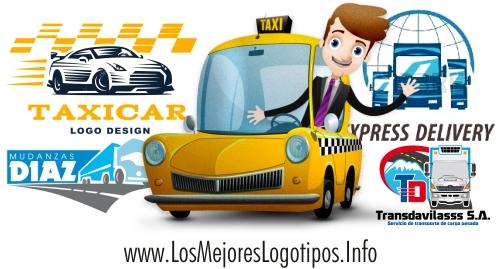 Logotipos Transportes