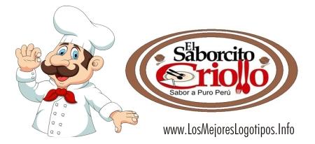 Logo para Restaurante Peruano