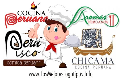 Logos de Restaurantes Peruanos