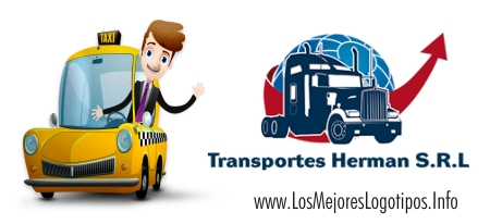 Logos de Transporte de Carga Pesada