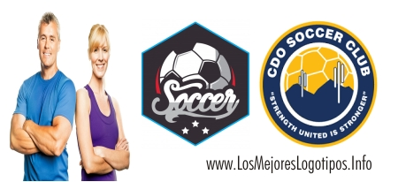 Logos deportivos de futbol gratis