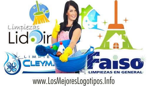 Logotipos para empresas de limpieza