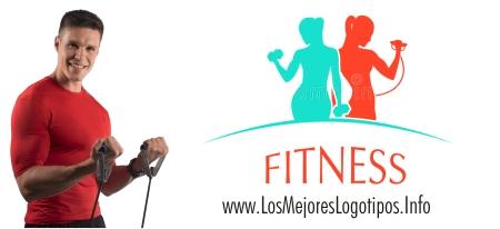 Logo Fitness Mujer