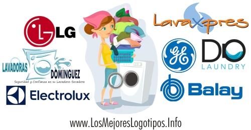 Logotipos de Marcas de Lavadoras