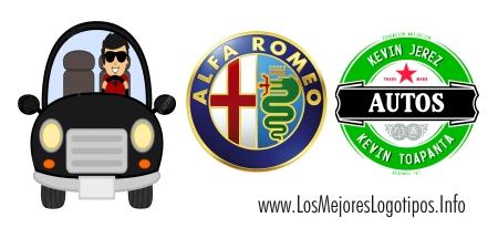 Logos para autos deportivos