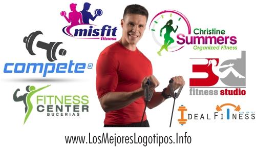 Logotipos Gratis para Fitness