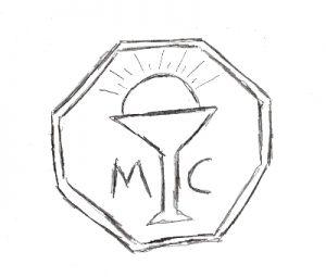 Logotipo Bíblico Eucaristía