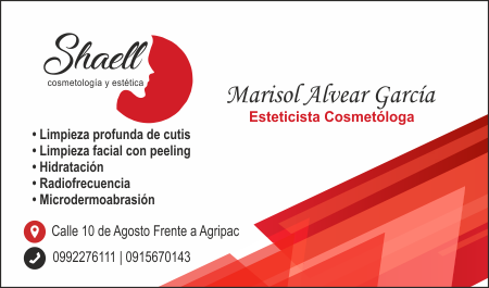 Logos de cosmetologas y diseño de tarjeta personal